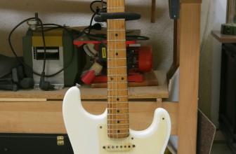 Réfection Fender Stratocaster